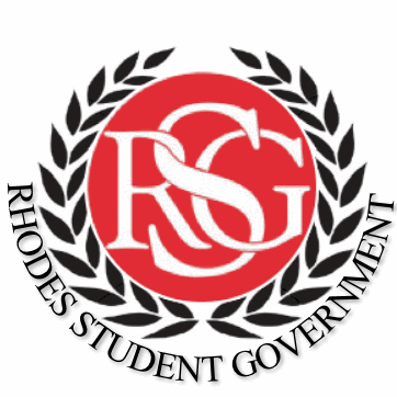 Rhodes Student Government logo