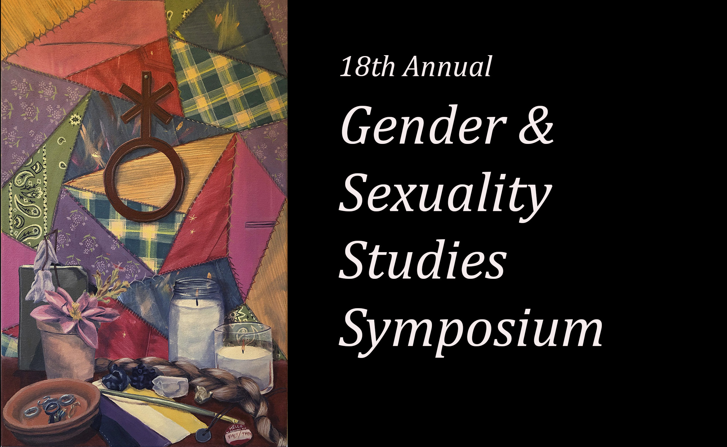title card for GSS Symposium